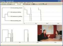 行为型式分析系统