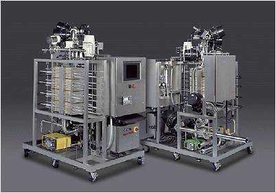 生产规模切向流超滤 CUF 系统