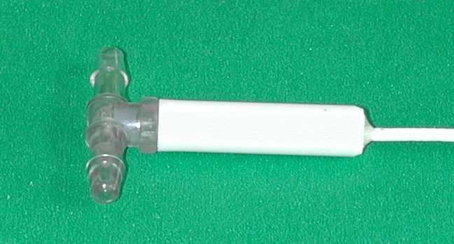 流体 NH3, (NH4)+微电极