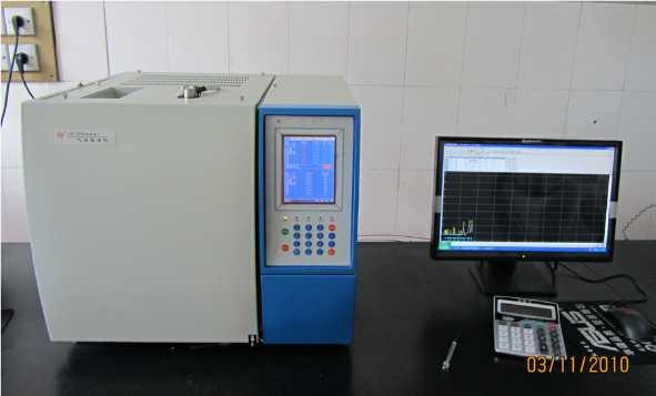 高灵敏度双TCD气相色谱仪