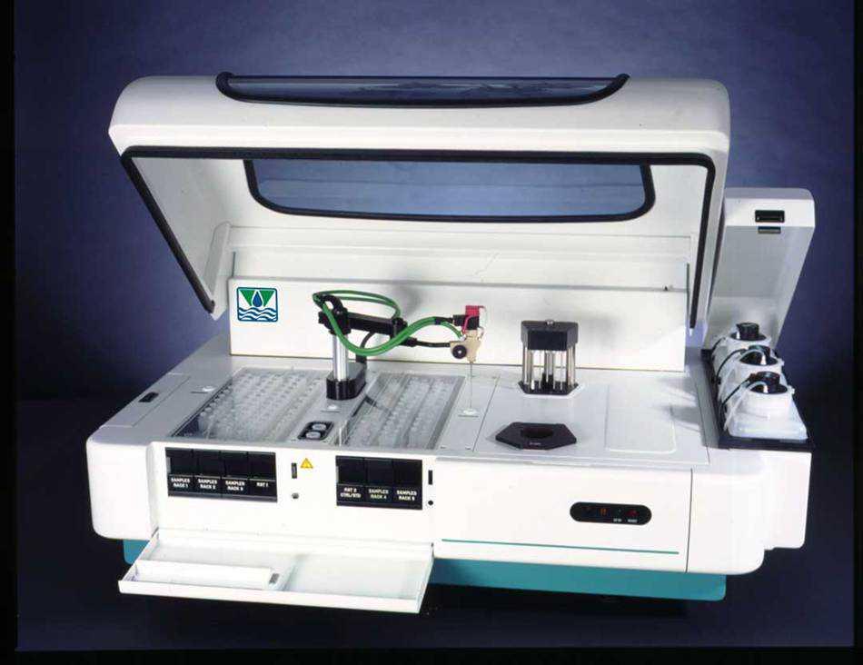 全自动智能化学分析仪