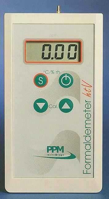 便携式甲醛检测仪PPM HTV