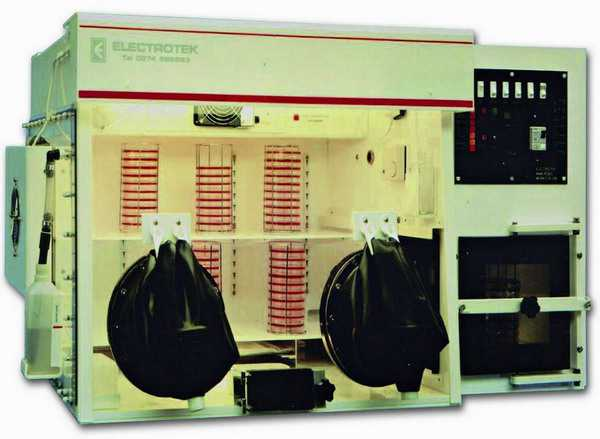 英国ELECTROTEK厌氧工作站AW400SG/TG