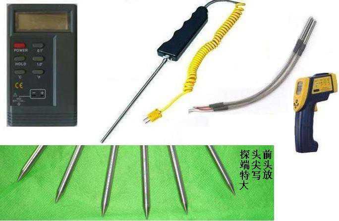 煤堆测温仪