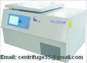 台式高速大容量冷冻离心机 TH-2050R