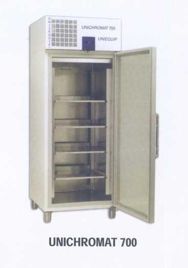 德国UniEquip:UNICHROMAT 700层析冷柜