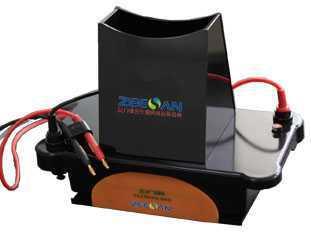 蓝盾®580可见光电泳—透射仪