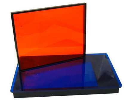 蓝盾®502可见光透射仪