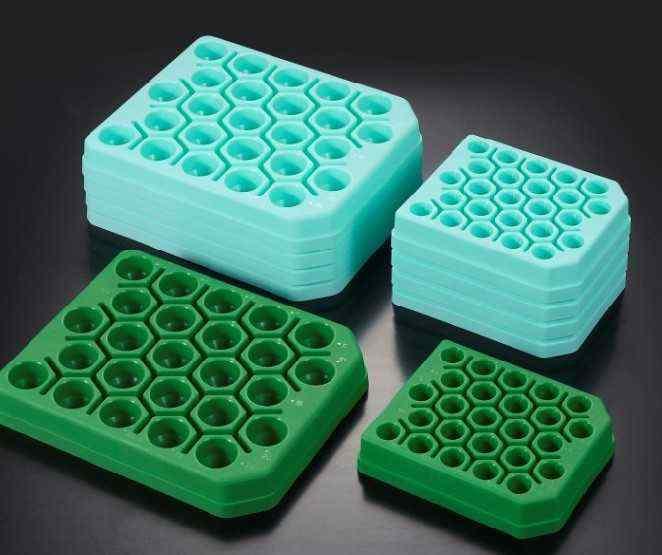 塑料离心管架 New