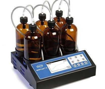 哈希BOD TrakTMⅡ分析仪 生化需氧量BOD分析仪