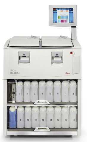 Premium Tissue Processing Leica PELORIS II