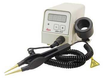 电加热镊子,用于安全转移样品 Leica EG F