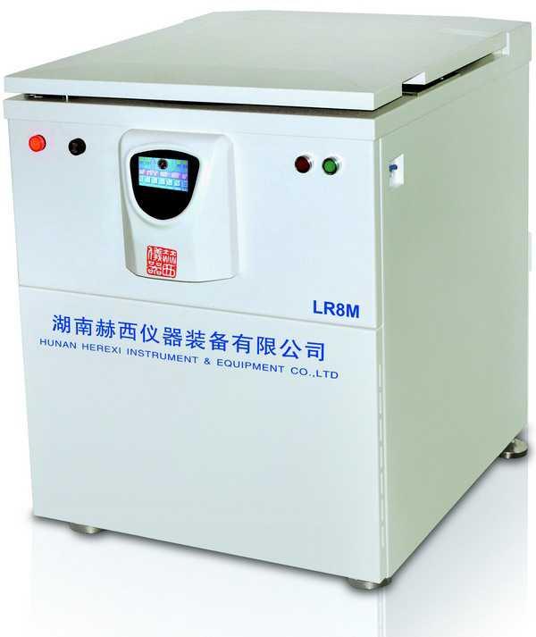 LR8M立式低速冷凍離心機