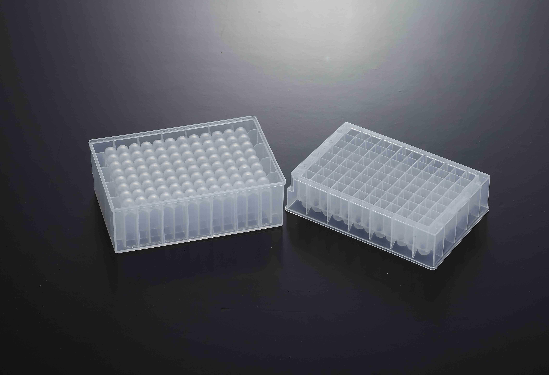 96孔可拆酶标板(高结合力)FEP101896
