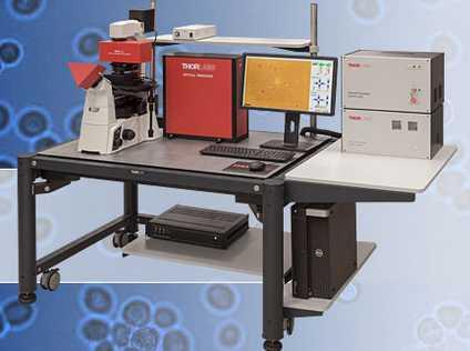 Thorlabs –光镊显微镜系统