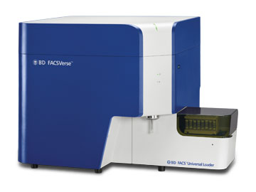 BD FACSVERSE 流式细胞仪