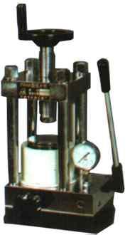 红外压片机FW-4