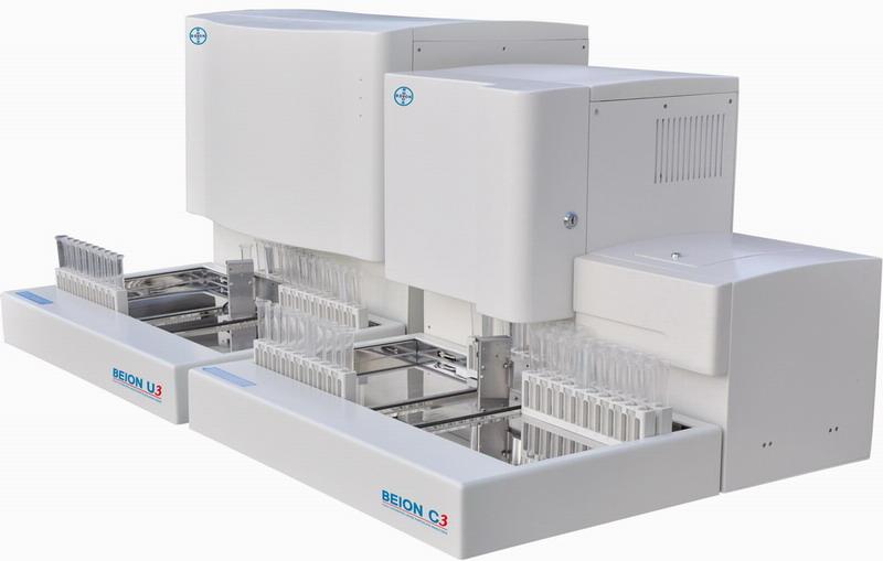 BEION U3/BEION C3尿液流水线