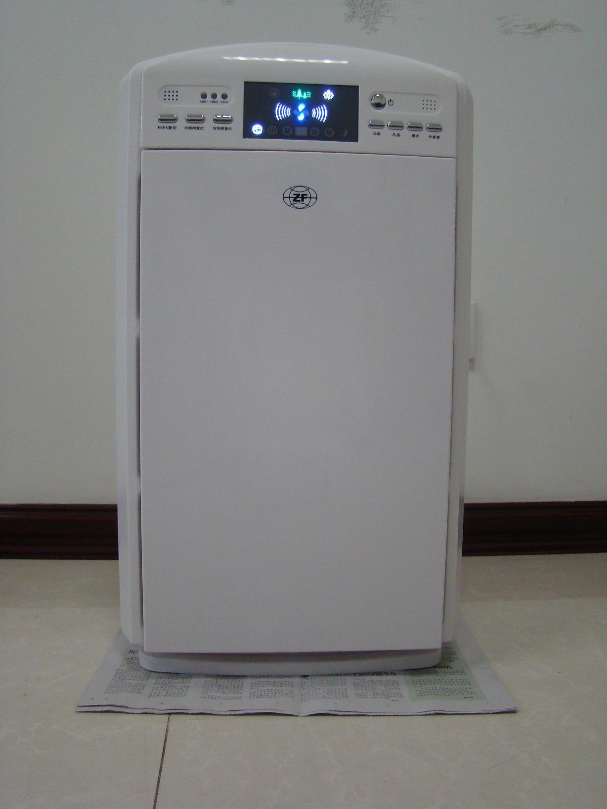 ZF-1820型中辐室内空气净化机(器)甲醛净化机
