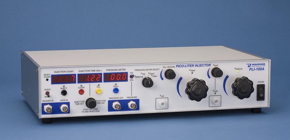 美国Warner PLI-100A压力显微注射(给药)仪