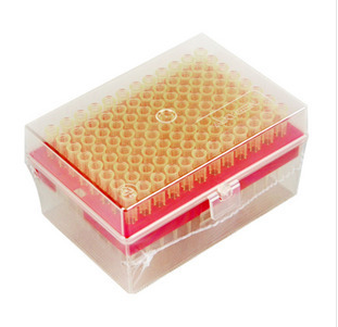 200UL无菌盒装吸头 [Axygen T-200-Y-R-S] 96支/盒