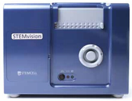 STEMvision自动化和标准化的集落计数仪