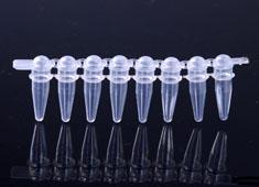 0.2ml PCR管,Labcon PCR管,八联管,鼓盖