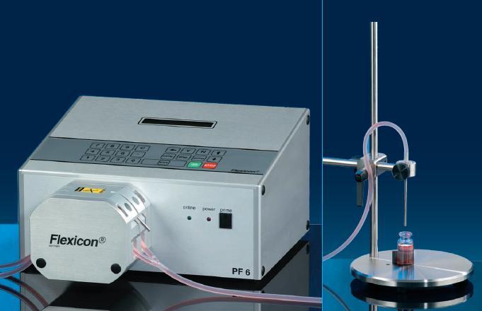 PF6桌面型无菌制剂灌装机