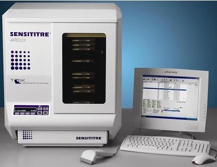Thermo全自动微生物鉴定及药敏检测系统