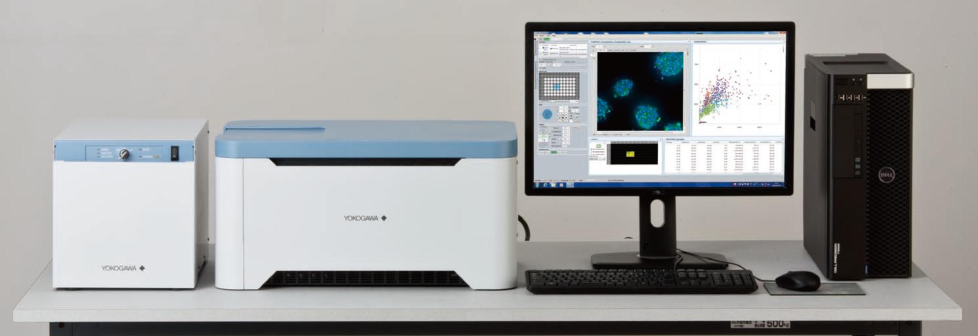Yokogawa CQ1高精度细胞定量成像分析系统