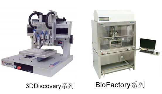再生医学组织工程3D生物打印系统