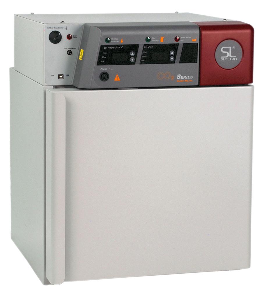 SCO2W-2型红外传感器二氧化碳培养箱