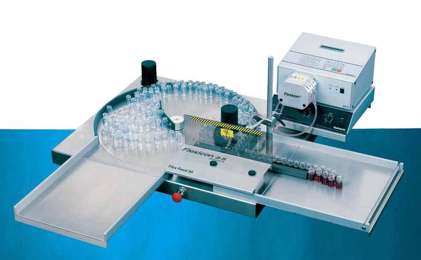沃森马洛FF20桌面型理瓶灌装机