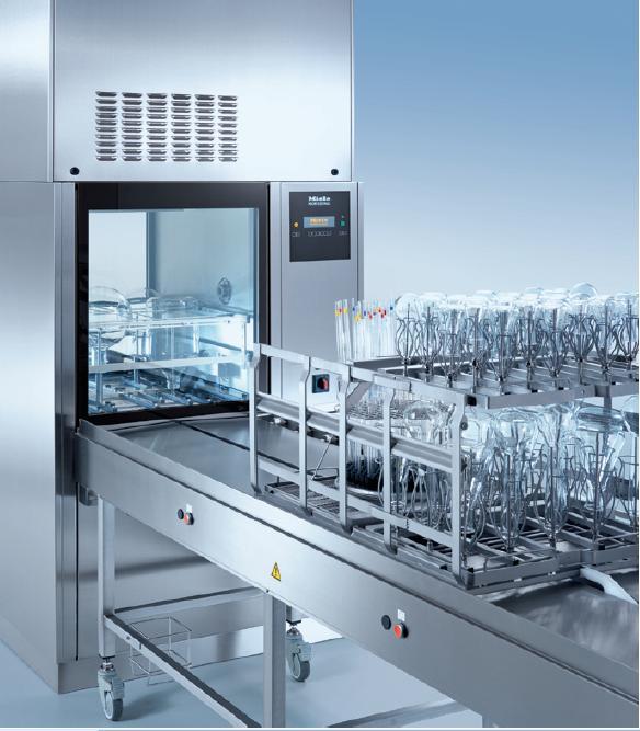 Miele PG8528全自动实验室玻璃器皿清洗机