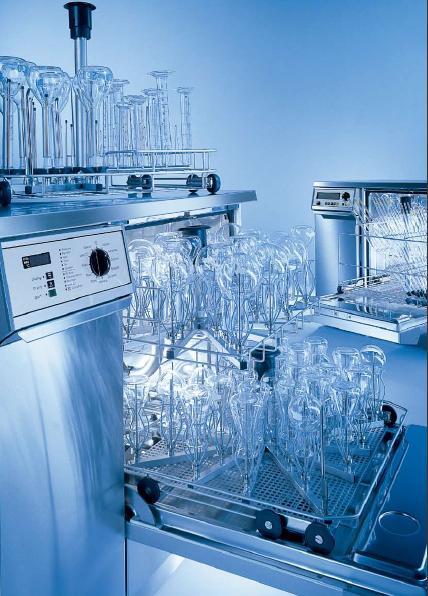 Miele G7883CD全自动实验室玻璃器皿清洗机