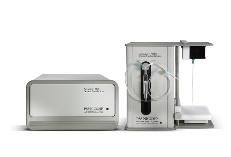 AccuSizer 780 SIS 注射型不溶性微粒检测仪
