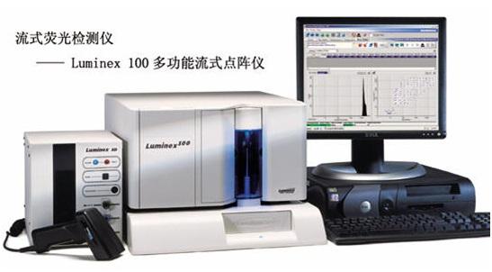 路明克斯luminex 100液相悬浮芯片检测系统