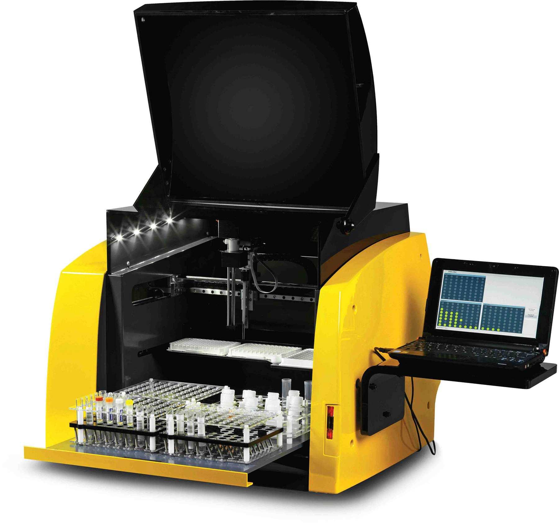 美国•闪电全自动化学发光酶免分析仪(2~3块板)