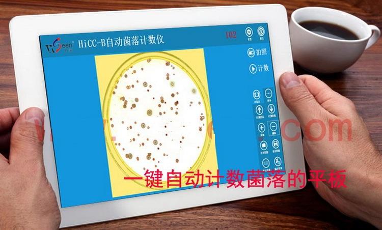 HiCC-B型全自动菌落计数仪