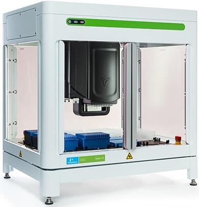 灵动型Zephyr自动化液体处理工作站