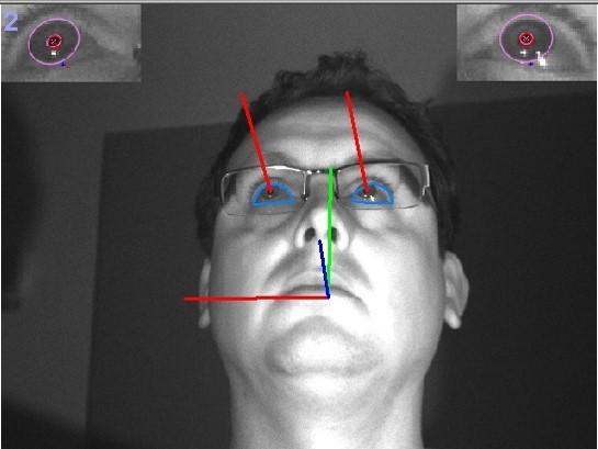 Smart Eye眼动仪