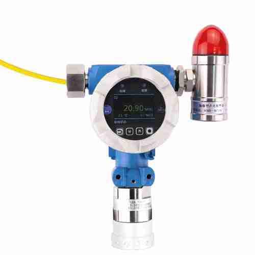 固定式氦气浓度分析仪