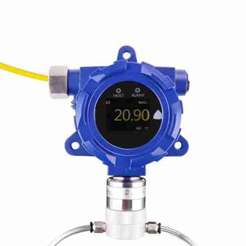 固定式氦气浓度检测仪