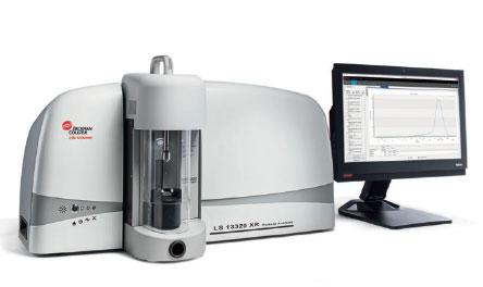 LS 13 320 XR 激光衍射粒度分析仪