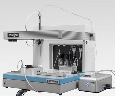 SyncroPatch 96工业型96通道全自动膜片钳系统