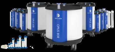 OPUS®  预装柱,用于生产规模