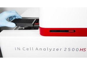 IN Cell Analyzer 2000高内涵细胞成像分析系统
