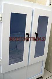 耐强酸碱腐蚀聚丙烯PP氮气柜
