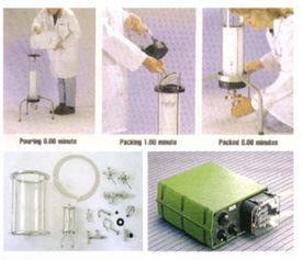 手动大规模柱层析系统 Manual Process