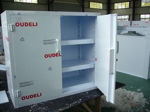 耐强酸碱腐蚀聚丙烯PP储物柜(标准型)